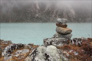Second Lake Gokyo - 4728m